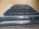 Il doppio di elettronica ha parteggiato circuito spesso del PWB della scheda 1.0mm del PWB