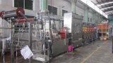 Nylon&Polyesterの高温ウェビング連続的な染まるおよび仕上げ機械