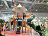 Kind-Gymnastik-sicheres im Freienspielplatz-Gerät