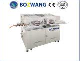 Bzw automatizó el corte y la máquina que eliminaba (los cables 120mm2)