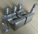 Aluminium CNC die AutoDelen machinaal bewerken die, CNC van de Precisie AutoDelen die de Delen van de Naaimachine machinaal bewerken boren