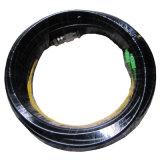 De waterdichte Vlecht Sm van de Kabel van de Vezel Optische 4 Kernen