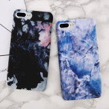Il reticolo di marmo ultra sottile TPU morbido di gomma appoggia il coperchio di caso per il iPhone 6/7/8 più