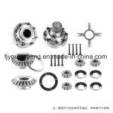 Carro pesado chino Dongfeng 153 conjuntos modelo del engranaje para los kits de reparación diferenciados