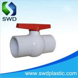 PVC 백색 색깔을%s 가진 조밀한 공 벨브