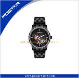 高品質のブレスレットの腕時計女性のための蝶整形バンド腕時計