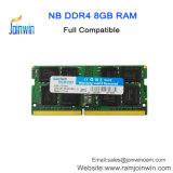 Precio del RAM de la baja densidad 8GB DDR4 SODIMM