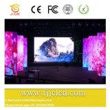 Mur de publicité polychrome d'intérieur de vidéo de l'écran HD de P3 DEL