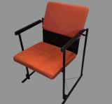 Estofos ergonómico Conferência Executiva Cadeira de escritório