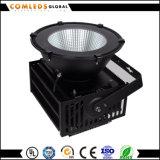 Projector do diodo emissor de luz do UL para a corte do futebol do curso de golfe/a luz de inundação da luz estádio do campo de básquete