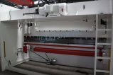 Wc67K CNC-hydraulische Scherpresse-Bremsen-Maschine, Wc67K 125t/3200 Blech-verbiegende Maschine