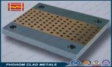 Kathode die van de Fabrikant van het Metaal van /Aluminum van het koper de Beklede Staaf leiden