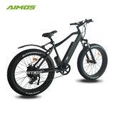 Populärer Entwurf Bafang ultra MITTLERER fetter Gummireifen-elektrisches Fahrrad des Laufwerk-1000W