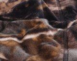 木Camo Wholesale Esdyのモデル屋外の羊毛Cap