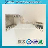 Parte anteriore di alluminio del negozio/profilo scorrevole di alluminio 6063 T5 delle entrate principali del negozio