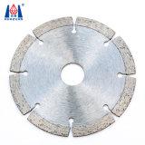 knipsel van de Rand van de Diamant van de Schijf van de Steen van de Diamant van 115mm het Scherpe