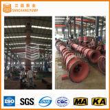 Pompes verticales de turbine de série de Vtp/ligne verticale pompes d'arbre/longtemps pompe d'arbre