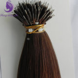 Anel de nano queratina Extensão de cabelo humano (NR11)