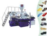 Вращающийся ПВХ обувь решений машины литьевого формования
