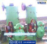 Petróleo inútil que recicla el equipo de la regeneración del aceite vegetal del refino de petróleo de la máquina