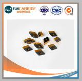 CNC de carburo indexable recubiertas Inserciones de giro