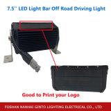 barra chiara di 7.5 '' Doublerow LED per l'azionamento fuori strada dell'armatura 4X4 (GT3106-36W)