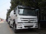 熱い中国Sinotruk HOWO 8X4の具体的なミキサーのトラックを推薦しなさい