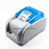58mmのCe/FCC/RoHS (ICP-PL58A)のアンドロイドまたはIosのための小型デスクトップの熱ラベルプリンター