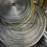 Wärmeisolierung-Aluminium unterstützte Glasseide-thermische Wärme-Hülse