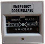 壊れ目のガラス火の緊急の押しボタン(SAWhite)
