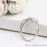 Новейший стиль Xuping украшения Fashion яркий CZ кольцо с родием цвет