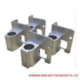 CNCの精密機械化アルミニウム部品(XY-009)