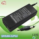 Carregador de bateria externo da recolocação do adaptador 75W do portátil para a fonte de alimentação do portátil de Toshiba 19V 3.95A