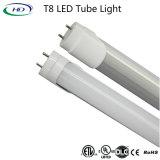 luz del tubo del lumen LED de RoHS del Ce 10W de los 2FT alta