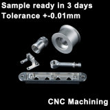 Обедненной смеси алюминия CNC керамических деталей с допуском + -0.001мм