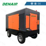 Diesel de 13 Bar Portable compresor de aire de tornillo con motor Cummins