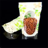 De Plastic Tribune van de ritssluiting op Zak met Hoogste Transparante Snoepjes en Verpakking