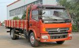 Capitán 125 HP de Dongfeng de la tecnología de Nissan carro del camión de la luz de 5 toneladas
