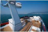 Hq50FT 12 escaños yate de lujo Lancha casco de aluminio 20 nudos