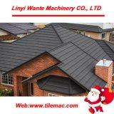 Mattonelle di tetto ricoperte pietra dell'obbligazione del metallo del materiale di tetto