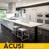 Armadi da cucina moderni all'ingrosso della lacca di stile dell'Australia della mobilia (ACS2-L184)