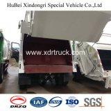 Dongfeng 14-15cbmのごみ収集のトラック
