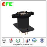 I connettori elettrici della molla di CC per la scheda collega