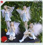 Подгонянный рисунок миниого украшения смолаы различный Fairy для фе в саде