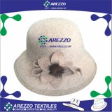 Dame Winter Polyester Bucket Hat (AZ046)