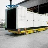鋳造の鋳物場のための柵の転送のカートの25トン