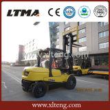 Vendita calda cinese 5 tonnellate carrello elevatore del diesel da 3 tonnellate