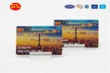 ISO9000標準サイズのフルカラーのオフセット印刷PVCカード