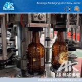 Máquina de rellenar de la cerveza de la botella del animal doméstico