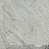 建築材料の艶をかけられた大理石の磨かれた磁器のフロアーリングの壁のタイル(VRP6D079、800X800)